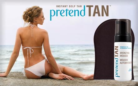 pretend-tan